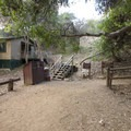 Ranger station at Temescal Gateway Park.- Temescal Gateway Park
