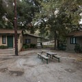 Accommodations at the Temescal Canyon Conference and Retreat Center.- Temescal Gateway Park