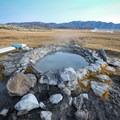 Crab Cooker Hot Springs.- Crab Cooker Hot Springs