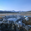 Some of the beautiful views offered from Crab Cooker Hot Springs.- Crab Cooker Hot Springs