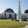 Griffith Observatory.- Griffith Observatory Hike via East Observatory Trail
