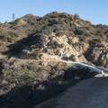 View of Mount Hollywood (1,625 ft) from the Charlie Turner Trail.- Mount Hollywood Hike via Charlie Turner Trail