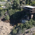 John Travolta's first house just below the Universal City Overlook.- Mulholland Drive, Universal City Overlook