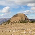 Reid's Peak (11,708 ft), accessible by scrambling along the ridge to the northwest.- Bald Mountain via Bald Mountain Pass