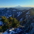 The summit of McClellan Butte holds sweeping panoramic views- McClellan Butte