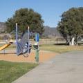 Malibu Bluffs Park.- Malibu Bluffs Park