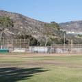 Baseball fields at Malibu Bluffs Park.- Malibu Bluffs Park