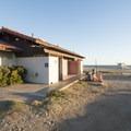 Restroom facilities at Zuma Beach.- Zuma Beach County Park + Westward Beach