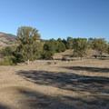 Malibu Creek State Park Campground.- Malibu Creek State Park Campground