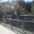 Bridge over Malibu Creek to access the visitor center.- Rock Pool Swimming Hole