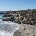 Leo Carrillo State Beach.- Leo Carrillo State Beach