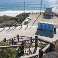 Nicholas Canyon County Beach.- Nicholas Canyon County Beach