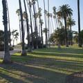 Palisades Park, Santa Monica.- Palisades Park, Santa Monica