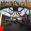 Santa Monica Pier.- Santa Monica Pier