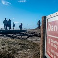 This surf spot is for elite big-wave surfers only.- Mavericks Beach