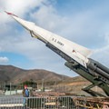 Nike missiles flew 80 miles in about 3 seconds.- Nike Missile Site