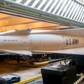 Underground storage for six missiles.- Nike Missile Site