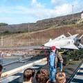 Volunteer veteran giving a tour.- Nike Missile Site
