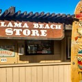 The store and grill is extremely popular and convenient.- Jalama Beach