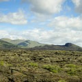 Lava flow in Craters of the Moon National Monument and Preserve.- Craters of the Moon National Monument and Preserve