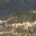 Omega Diggings.- Omega Diggins Overlook Hike