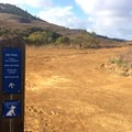 There are plenty of signs to show you where to go.- Terra Linda Fire Road + 680 Trail Hike