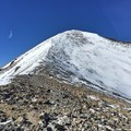 A view of Quandary's East Ridge.- Quandary Peak Hike, East Ridge
