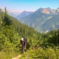 - Pacific Northwest National Scenic Trail Section 10