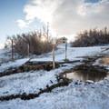 Alkali Hot Springs.- Alkali Hot Springs