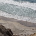 Black's Beach.- Black's Beach via Gliderport Trail