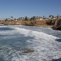 Looking north from Luscomb's Point.- Sunset Cliffs Natural Park