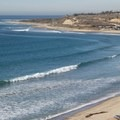 View north, San Onofre State Beach.- San Onofre State Beach