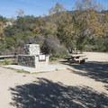 Picnic area at Eaton Canyon Natural Area and Nature Center.- Eaton Canyon Natural Area + Nature Center