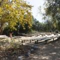Amphitheater at Eaton Canyon Natural Area and Nature Center.- Eaton Canyon Natural Area + Nature Center