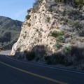 Angeles Crest Highway.- Angeles Crest Highway