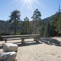 Buckhorn Station Day Use Picnic Area off of the Angeles Crest Highway.- Angeles Crest Highway