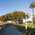 Point Fermin Park.- Point Fermin Park
