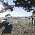 Cabrillo Beach south beach.- Cabrillo Beach