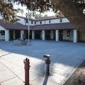 Cabrillo Beach Bath House.- Cabrillo Beach