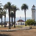 Point Vicente Lighthouse.- Point Vicente Lighthouse Park