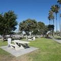 Veterans Park in Redondo Beach, home of the Redondo Beach Farmers Market.- Redondo Beach + Pier
