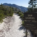 Devils Canyon Trailhead.- Devils Canyon Trail Hike