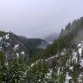 Salt Creek Canyon.- Salt Creek Falls + Diamond Creek Falls Snowshoe
