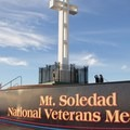 Mount Soledad is also home to the National Veterans Memorial and the Mount Soledad Cross. Some are critical of the affiliation of this prominent religious symbol with a government space.- Mount Soledad