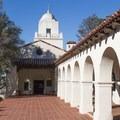 San Diego Mission.- Presidio Park
