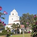 The San Diego Mission in Presidio Park.- Presidio Park
