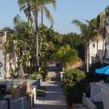 Mission Beach neighborhood.- Mission Beach