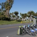 Rent-a bike stations are conveniently located around Mission Bay.- Mission Bay Park