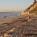 Beacon's Beach.- Leucadia State Beach/Beacon's Beach