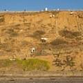 Trail down to the beach.- Leucadia State Beach/Beacon's Beach